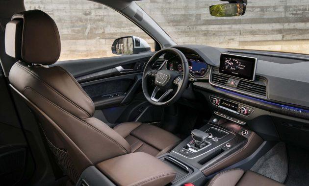 2018 Audi Q5 interior