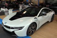 2018 BMW i8 exterior
