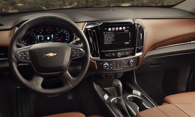 2018 Chevrolet Code interior