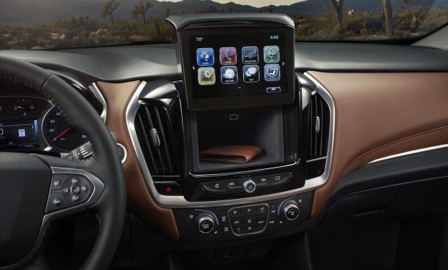 2018 Chevrolet Code technology