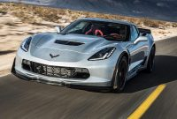 2018 Chevrolet Corvette Stingray exterior