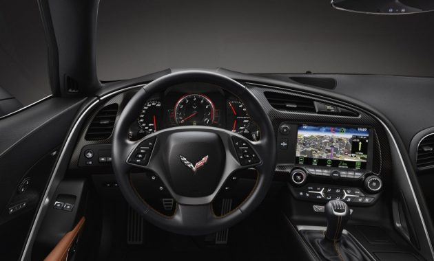 2018 Chevrolet Corvette Stingray technology