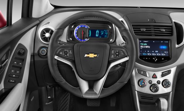 2018 Chevrolet Trax technology