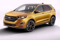 2018 Ford Edge price