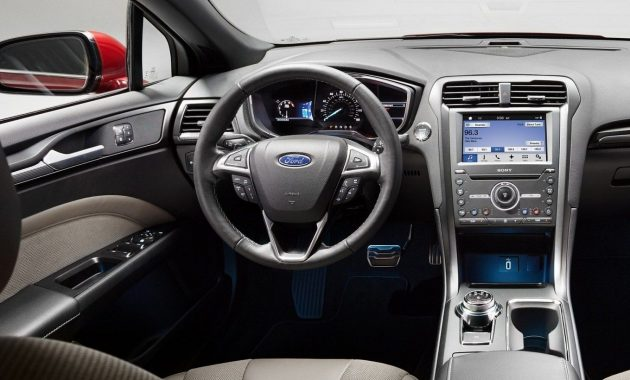 2018 Ford Fusion Reviews Interior