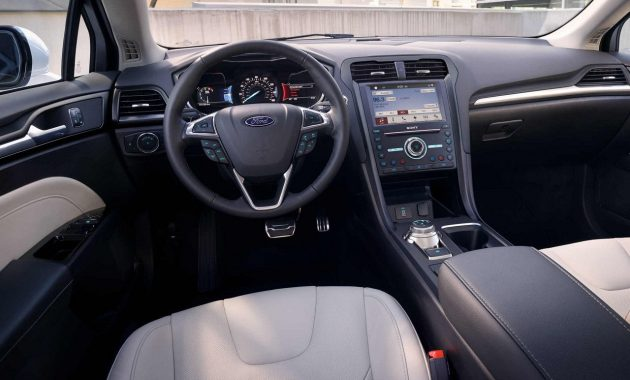 2018 Ford Fusion technology
