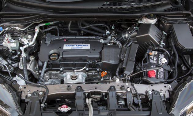 2018 Honda CRV engine 2