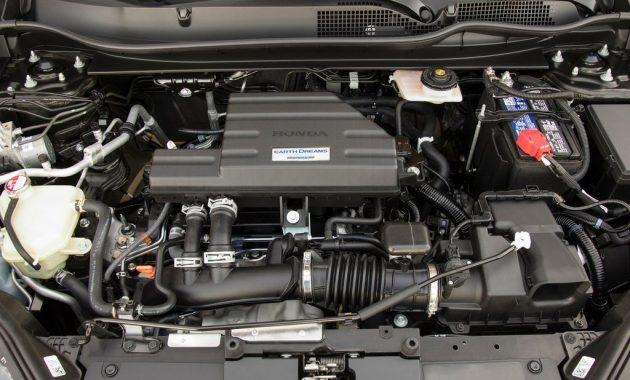 2018 Honda CRV engine