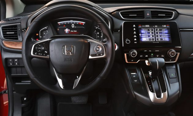 2018 Honda CRV technology