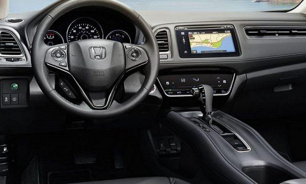 2018 Honda HR-V technology
