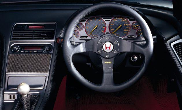 2018 Honda NSX technology
