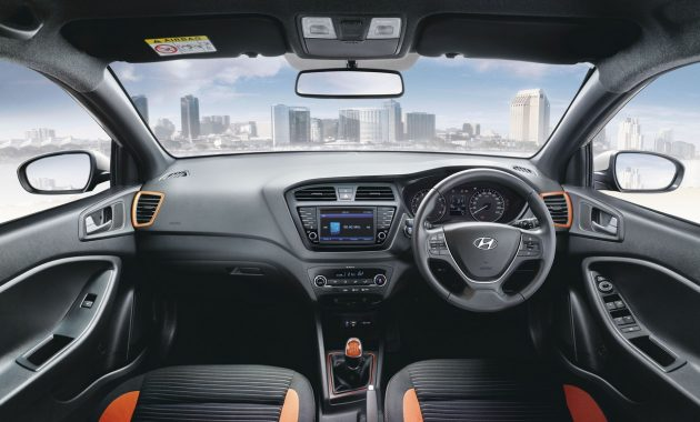 2018 Hyundai i20 technology