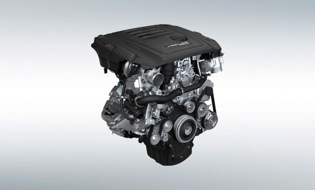 2018 Jaguar XE engine 2