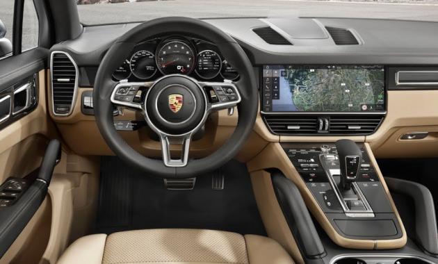 2018 Porsche Cayenne Exterior