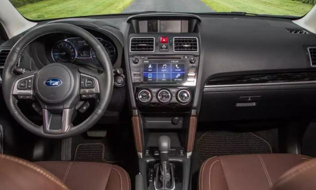 2018 Subaru Forester Exterior