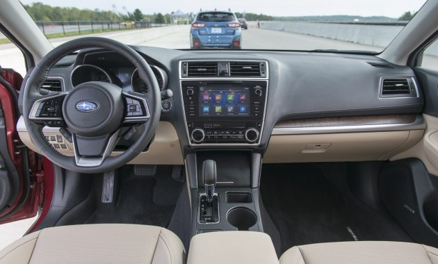 2018 Subaru Outback technology