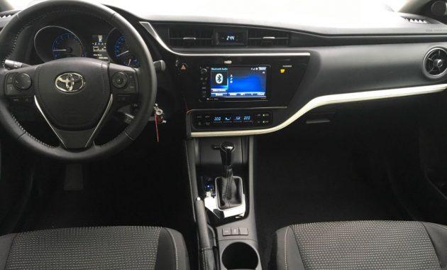 2018 Toyota Corolla technology