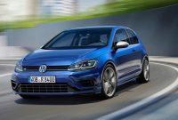 2018 Volkswagen Golf exterior