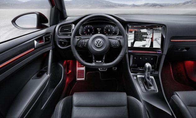 2018 Volkswagen Golf technology