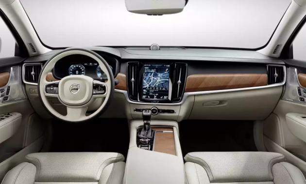 2018 Volvo S90 Interior