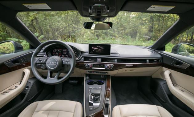 2018 Audi A5 Sportback Exterior