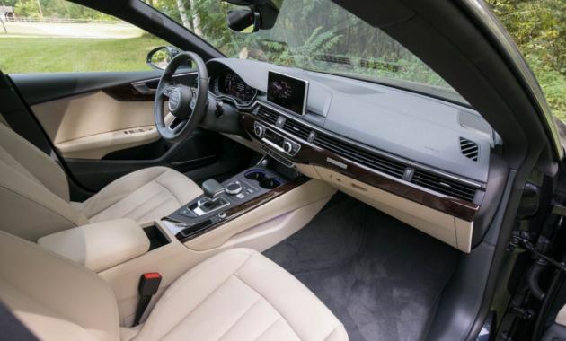 2018 Audi A5 Sportback Interior