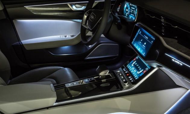 2018 Audi A7 Exterior