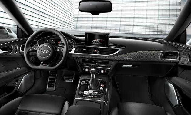 2018 Audi RS8 Exterior