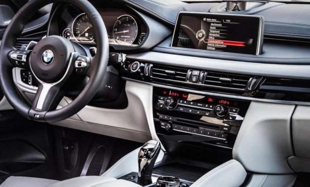 2018 BMW X6 M Exterior