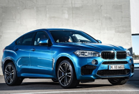 2018 BMW X6 M Price