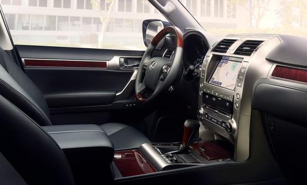 2018 Lexus GX460 Exterior
