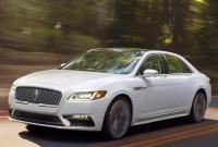 2018 Lincoln Continental Price