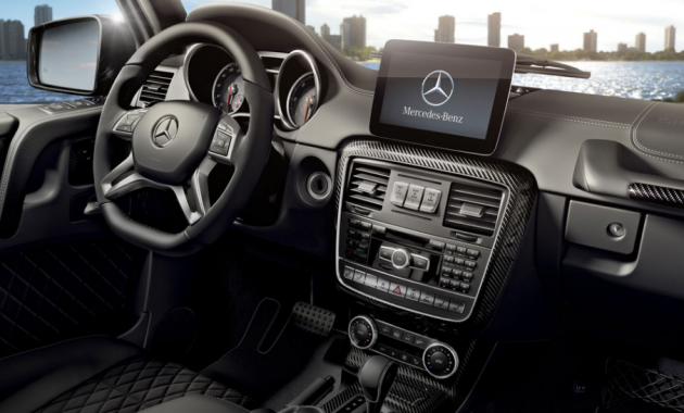 2018 Mercedes Benz G Interior