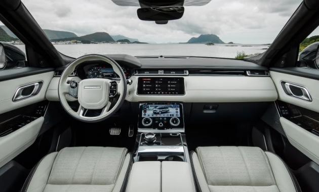 2018 Range Rover Exterior