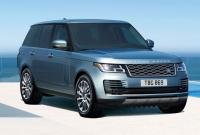 2018 Range Rover Price
