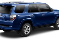 2018 Toyota 4Runner Price