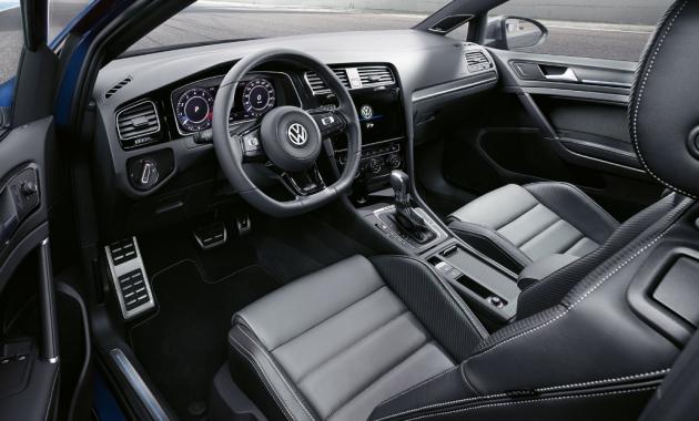 2018 Volkswagen Golf R Exterior
