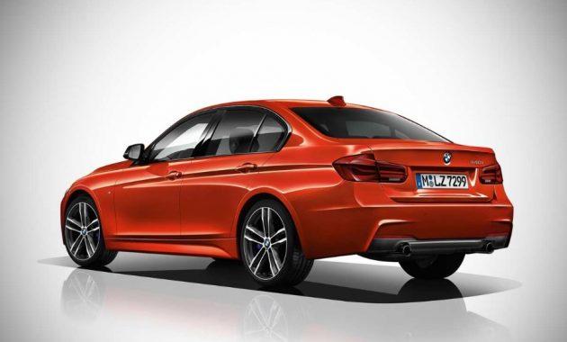 2018 BMW 3 Series Concept