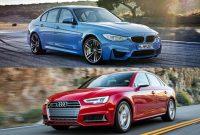 2018 BMW 3 Vs 2018 Audi A4