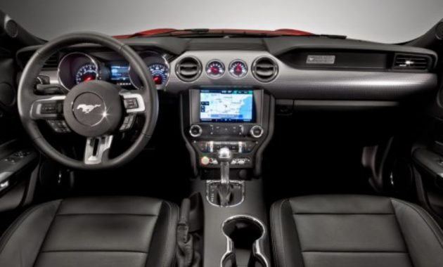 2018 Ford Mustang GT Interior
