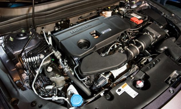 2018 Honda Accord Sport Engine