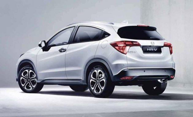 2018 Honda HR-V Concept