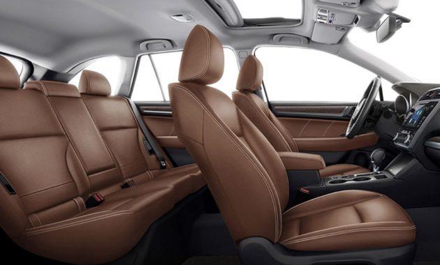 2018 Subaru Outback Interior