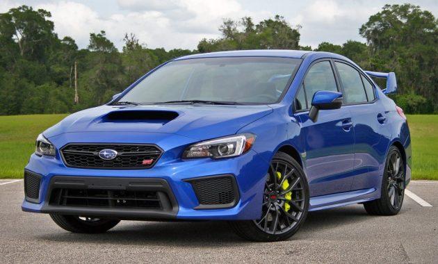 2018 Subaru WRX Release Date