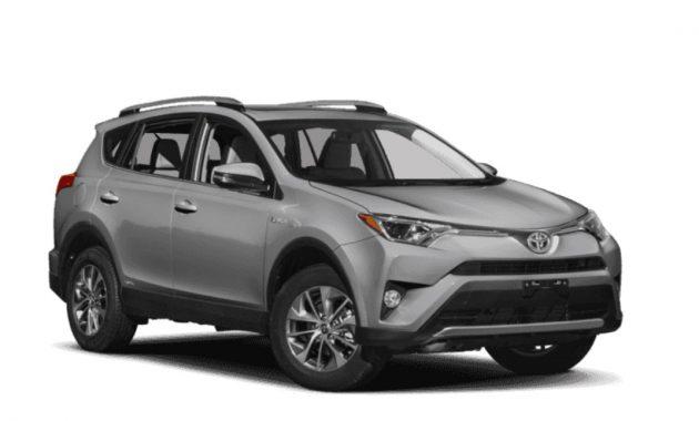 2018 Toyota RAV4 Hybrid Release Date