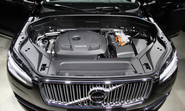 2018 Volvo XC90 engine