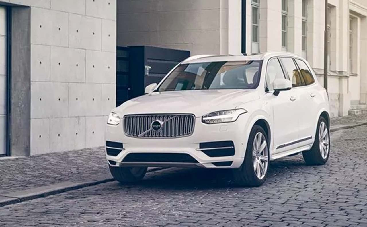 2018 volvo xc90 specifications  review and interior