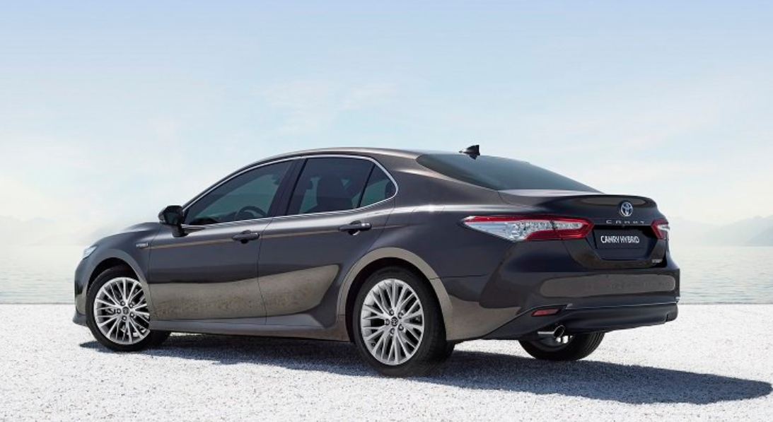 2020 Toyota Camry AWD Redesign