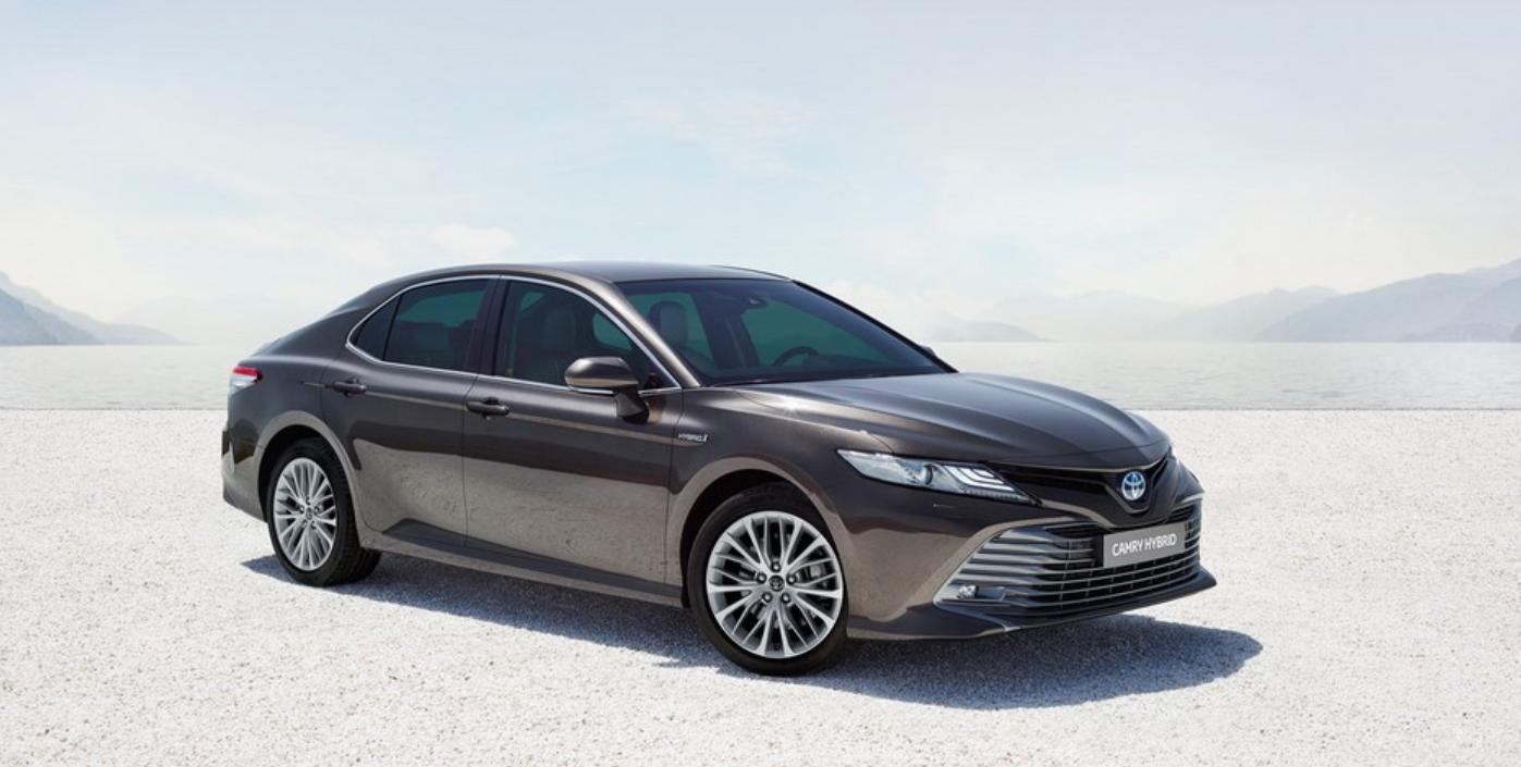 2020 Toyota Camry Hybrid Redesign