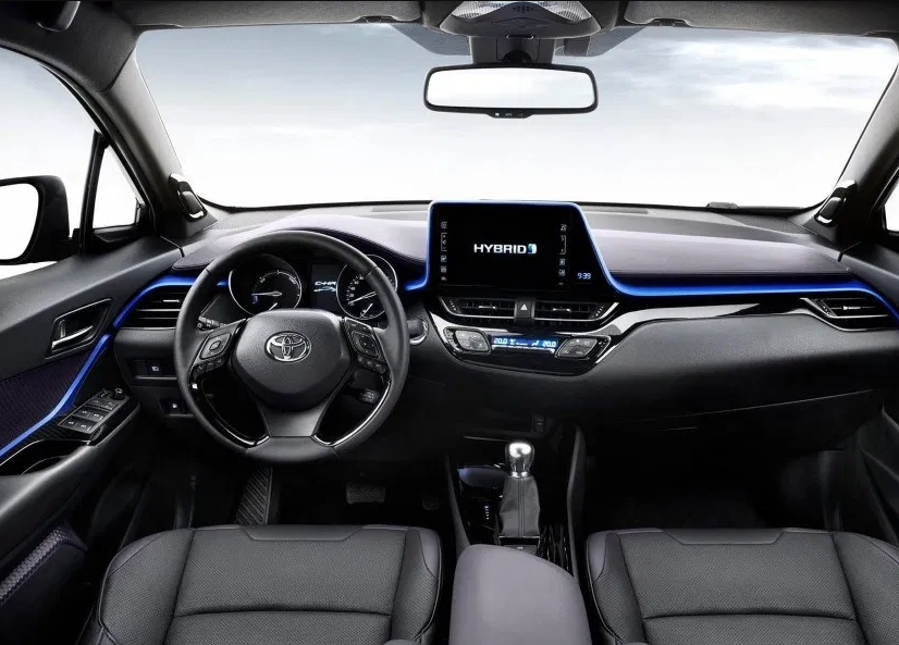 2022 Toyota CHR Interior